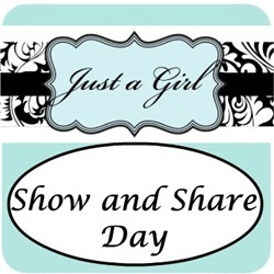 Show and Share Day…and Grout