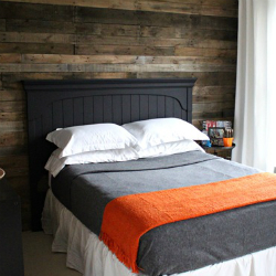Tween Bedroom {boys room}