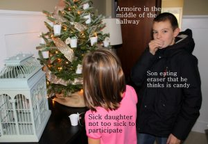 Advent Calendar Tree {SaS Day}
