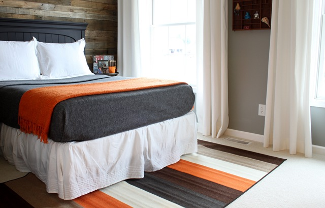 some bedroom updates just a girl blog. Black Bedroom Furniture Sets. Home Design Ideas