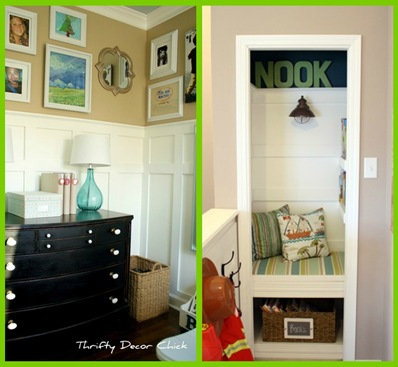 The Must List: Thrifty Decor Chick