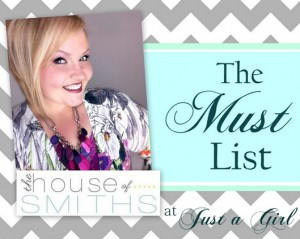 The Must List: The House of Smiths