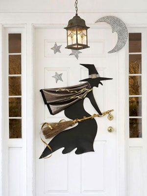 front door witch
