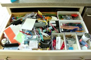 The Organized Junk Drawer