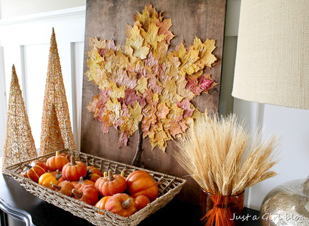fall-art-project-real-leaves