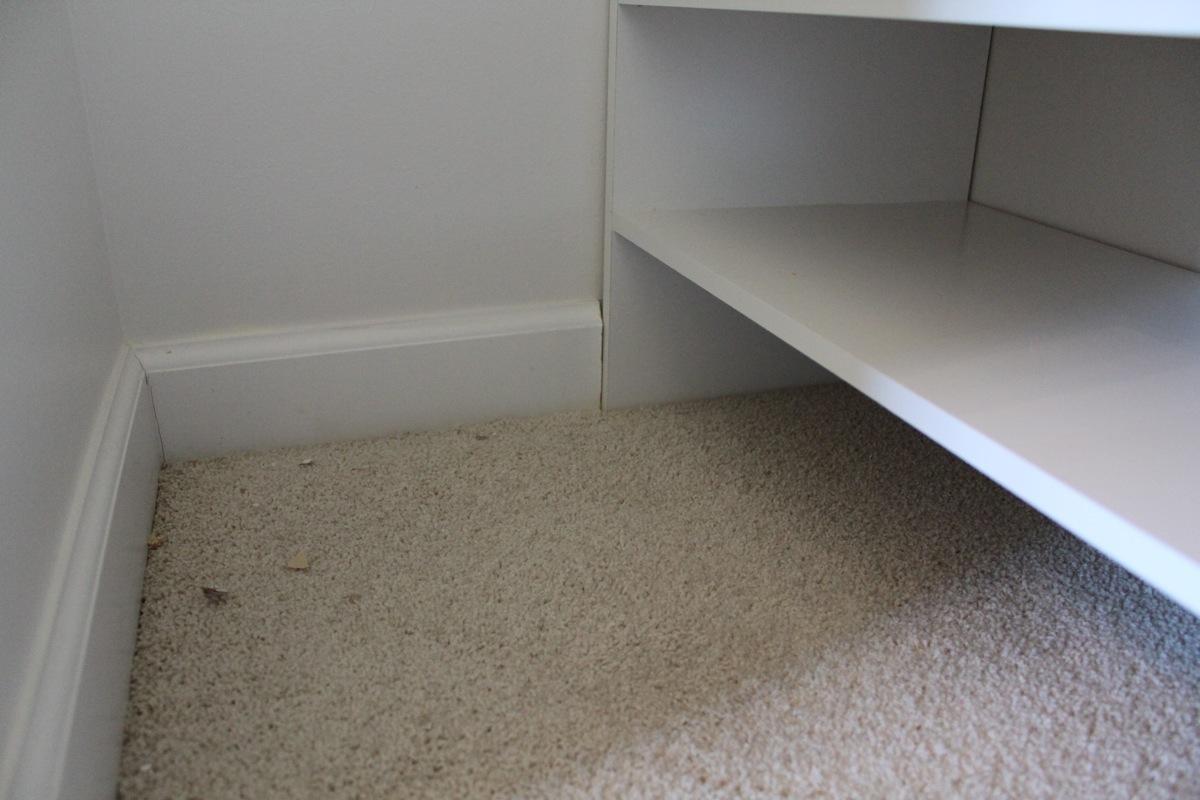 closet tutorial