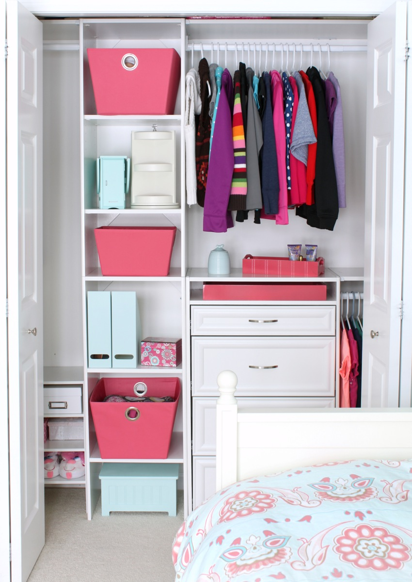 Closet Maid | Extra Space Storage Ideas | Make Your Space Work For You