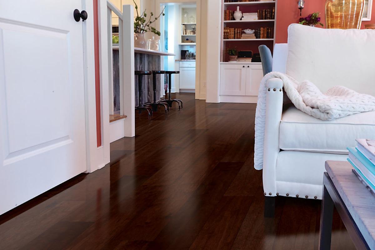 Mohawk floor