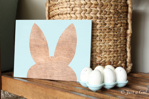 Easter bunny craft-8