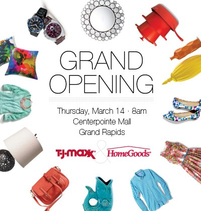 Homegoods opening