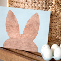 Post image for Easter Bunny Craft