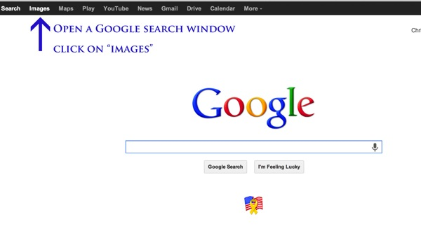Google image search tutorial