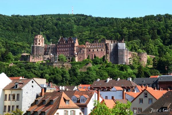 Just a Girl Travels: Heidelberg, Germany