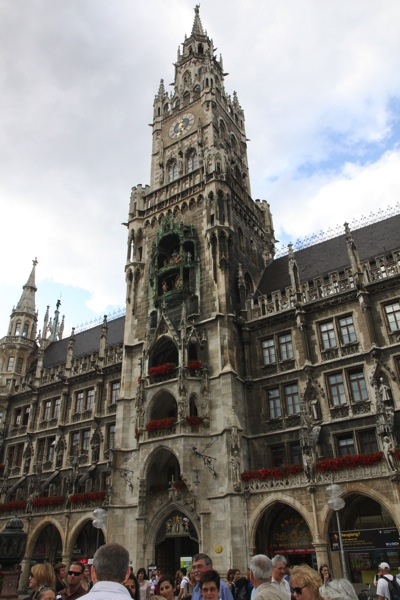 Munich architecture