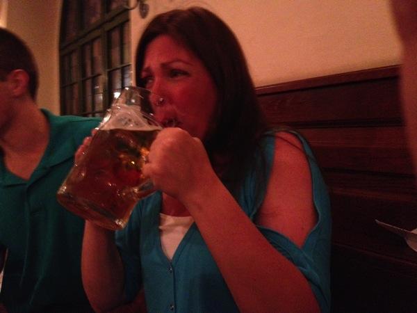HB drinking
