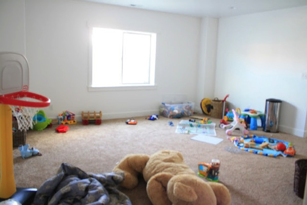 playroom before