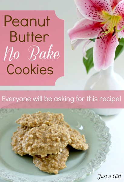 Peanut butter no bakes