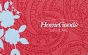 Homegoods gift card 255