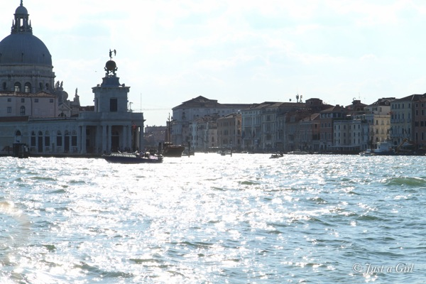 Venice water view