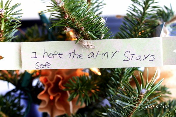 Wish for Army