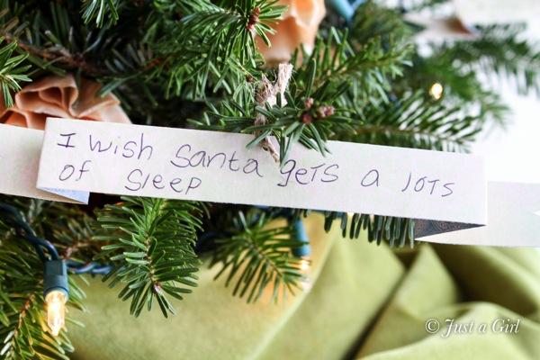 Wish for Santa