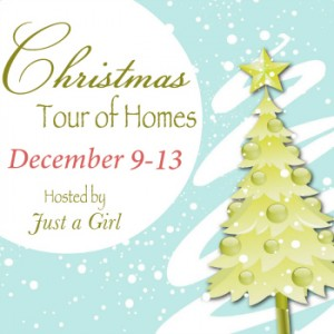 Christmas Tour of Homes {Day 1}