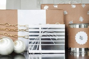 Masculine Wrapping Ideas
