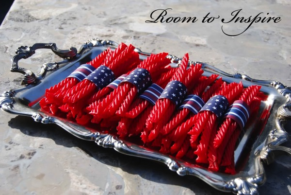 Fourth of july licorice