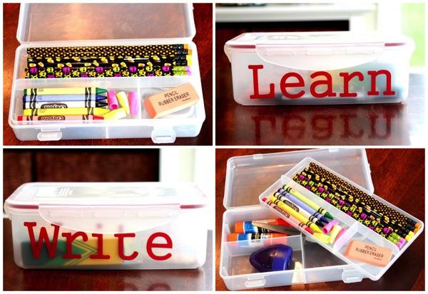 Homework box