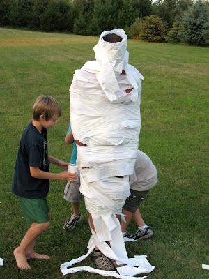 Mummy game