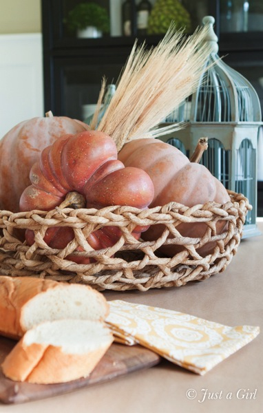 Fall tablescape 9