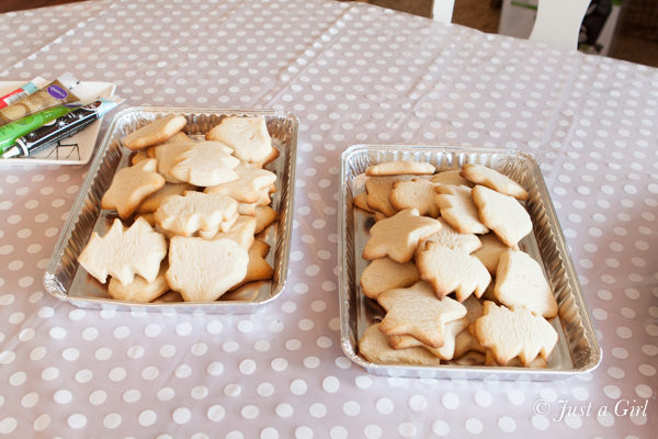 Cookie party 10