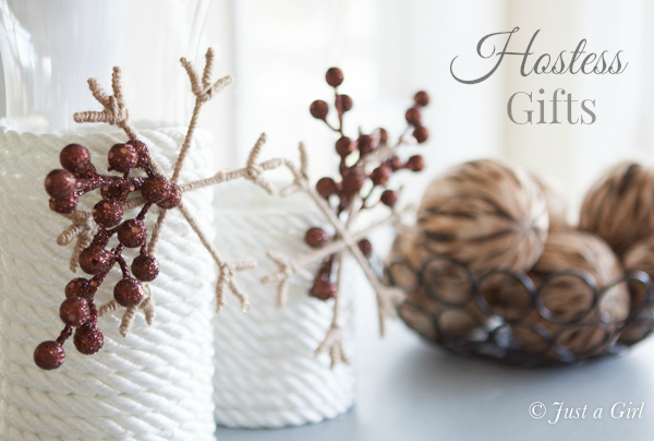 Easy Hostess Gifts