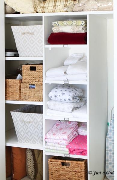 DIY Custom Closet