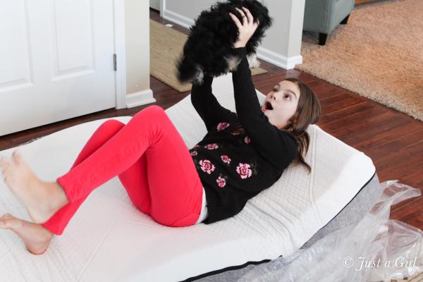 Yoga Bed