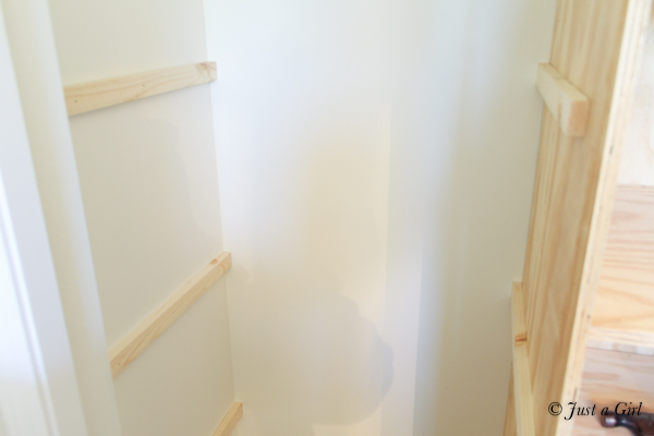 How to add closet shelves 3