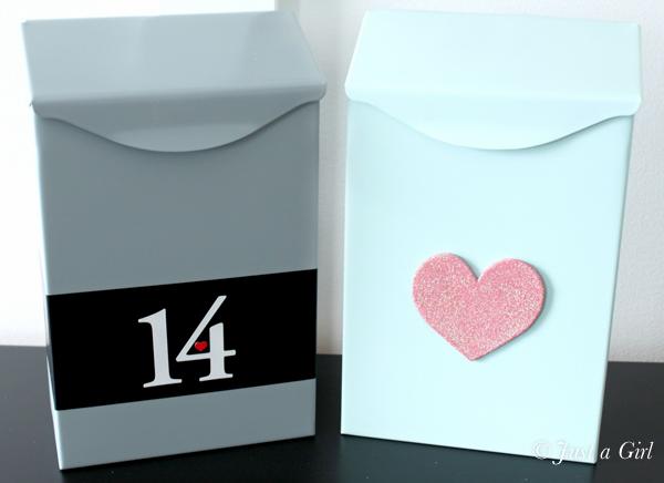 Valentine s mailboxes