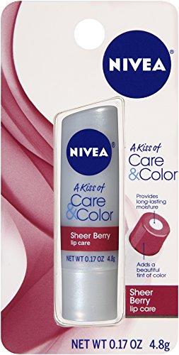nivea sheer berry