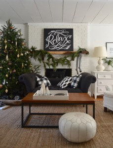 Christmas Room Tour Recap