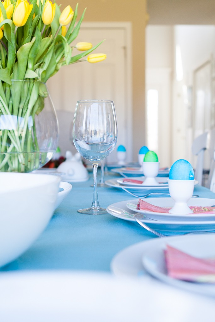 Easter table-5