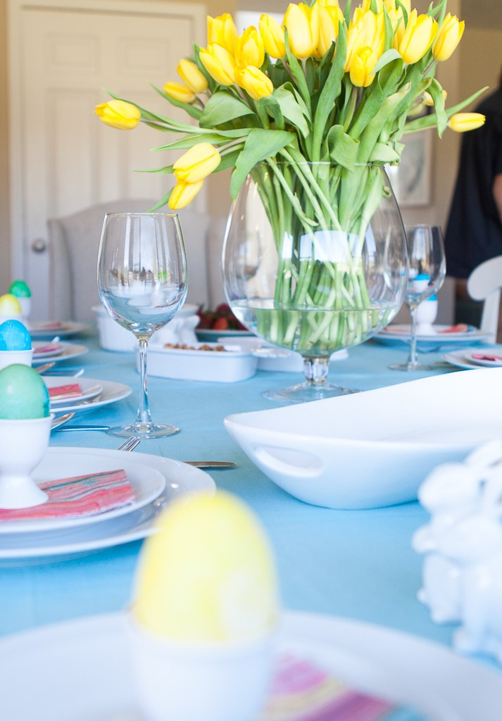 Easter table-6