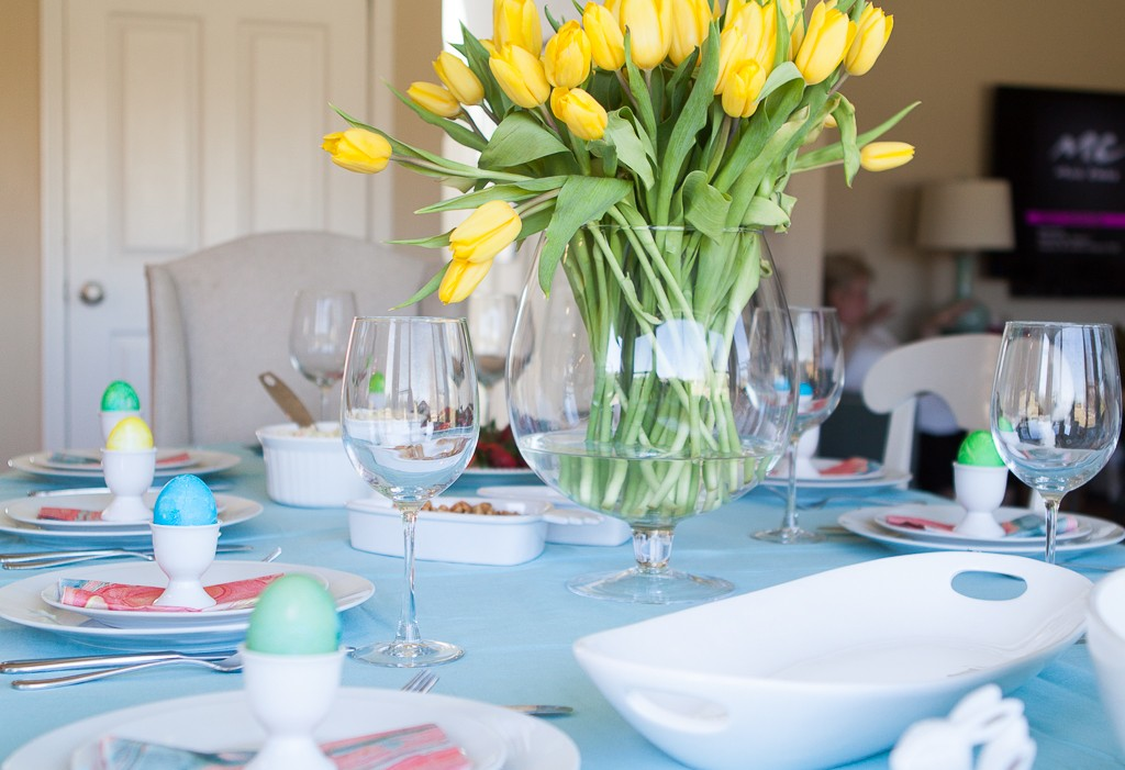 Easter table-8