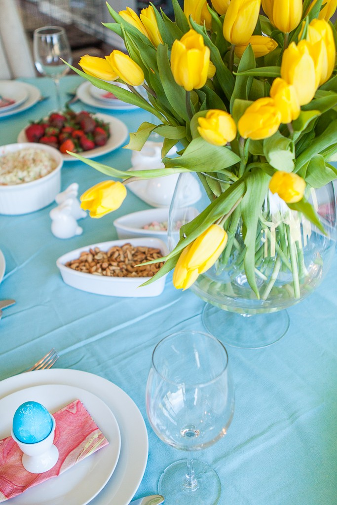 Easter table-9