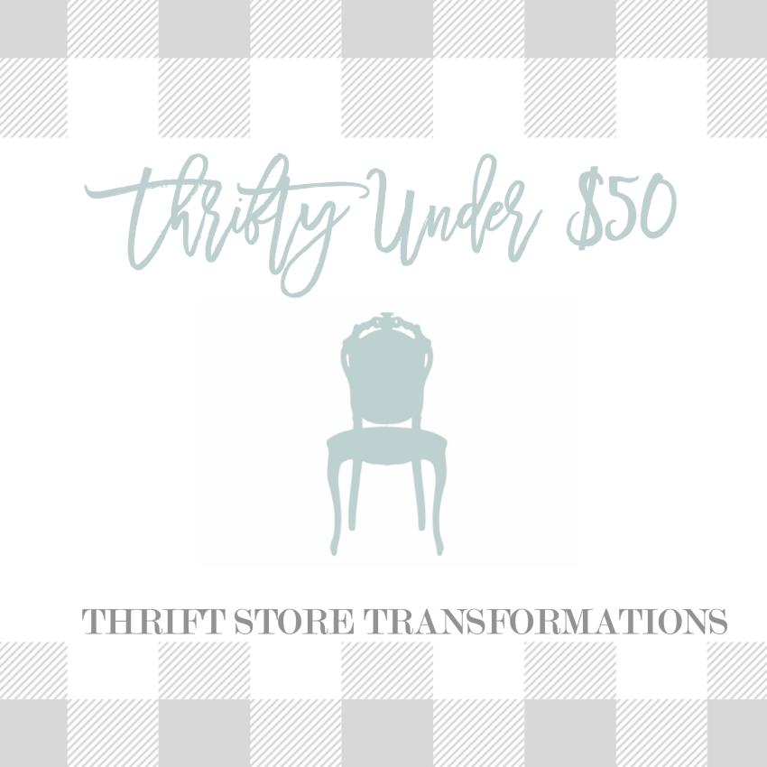 Thrifty Under $50 hop button