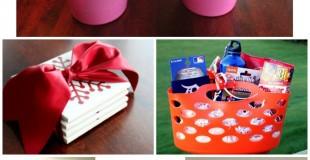 Teacher Gift Ideas from a Teacher