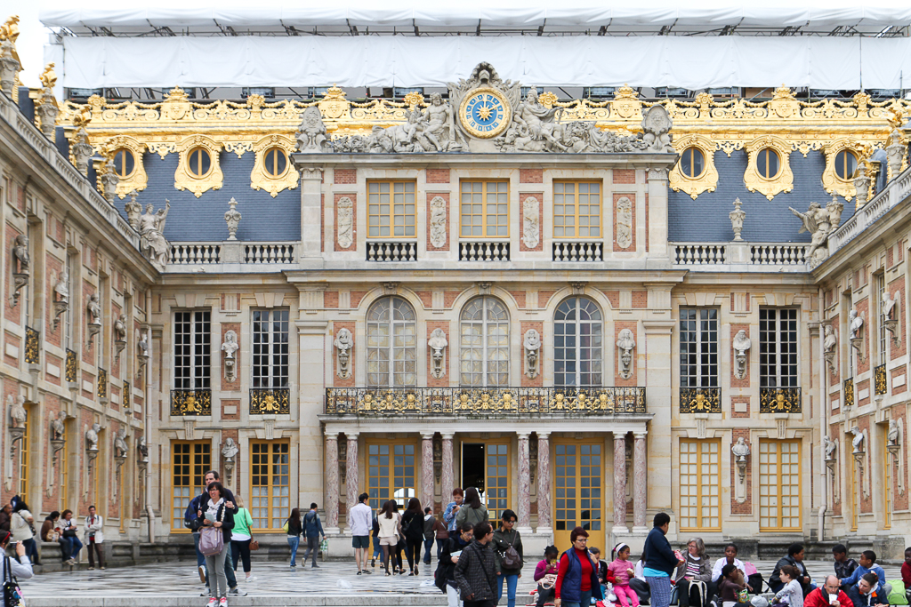 Just a Girl Travels: The Palace of Versailles