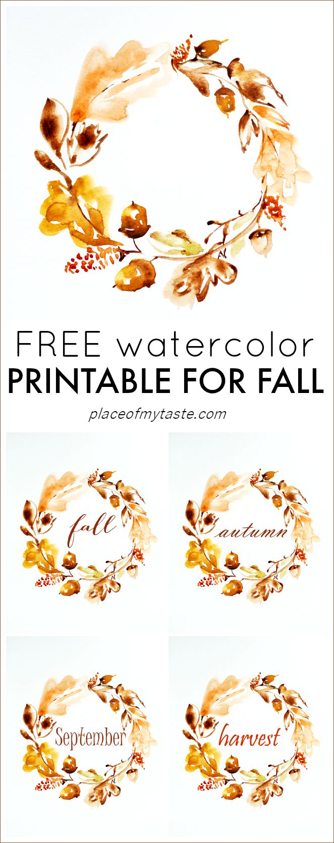It is a graphic of Invaluable Free Fall Printables