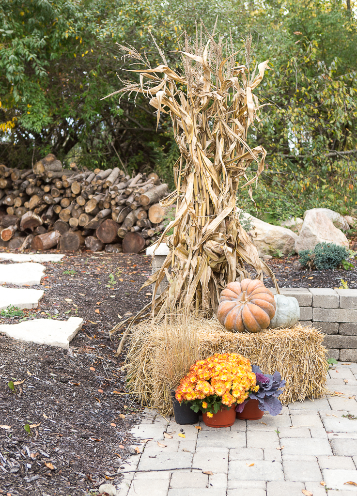 how to decorate for fall