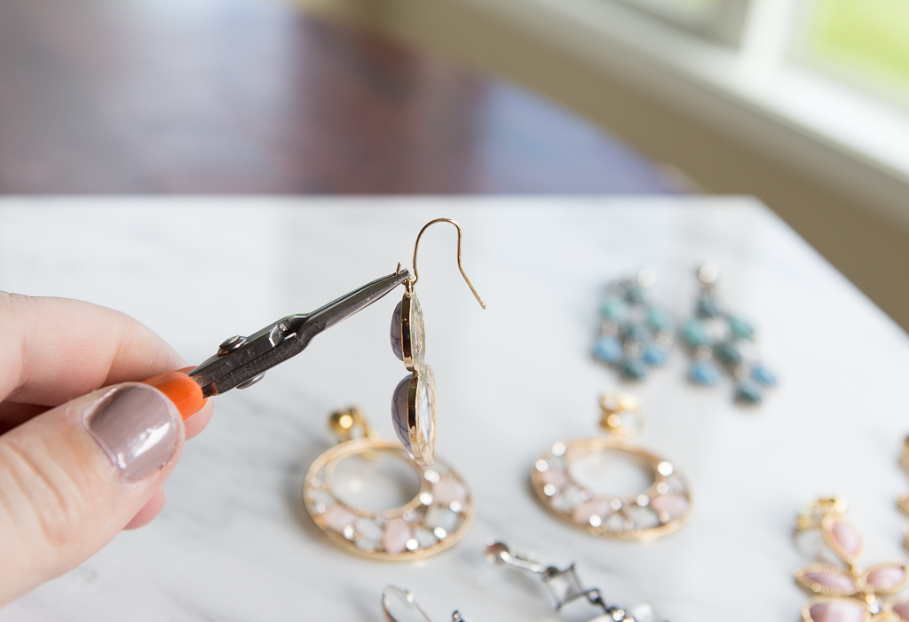 How To Convert Earrings To Clip On Just A Girl Blog