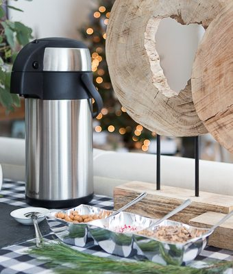 cute hot cocoa bar